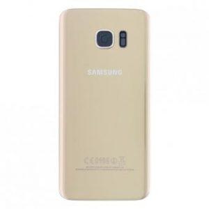 Réparation Samsung S7 Edge vitre arrière Original