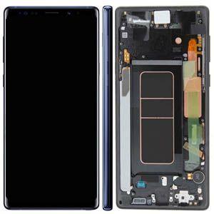 Réparation Samsung Note 9 Ecran cassé original