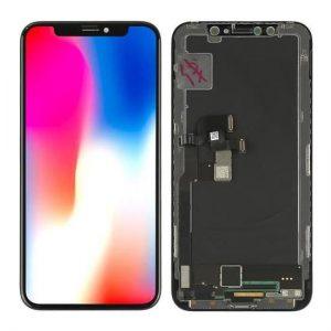 réparation iphone XS ecran cassé