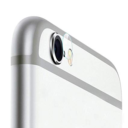 Réparation iPhone 6S plus lentille camera