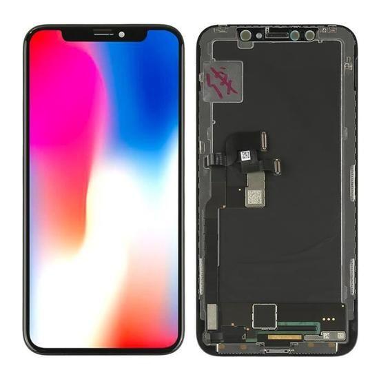 réparation iphone X ecran casse OLED