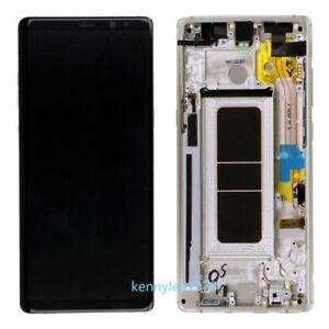 Réparation Samsung Note 8 Ecran cassé Original