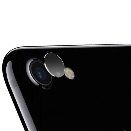 Réparation iPhone 7 lentille de caméra arrière