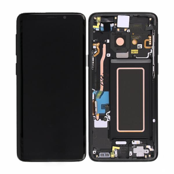 Réparation Samsung S9 Ecran cassé original