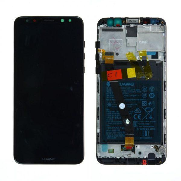 Huawei Mate 10 lite ecran original cassé
