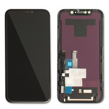 reparation ecran iPhone XR cassé