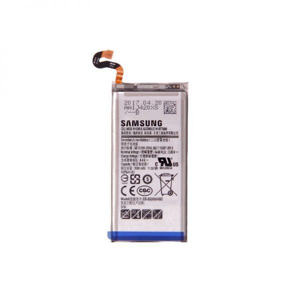 Réparation Samsung S8 batterie original