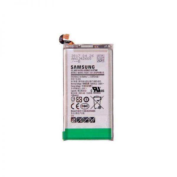 Réparation Samsung S8 plus batterie original