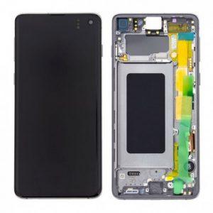 Réparation Samsung S10 Ecran cassé original