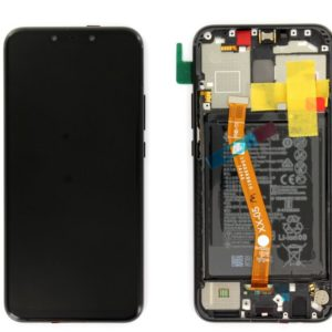 Huawei Mate 20 Lite ecran cassé