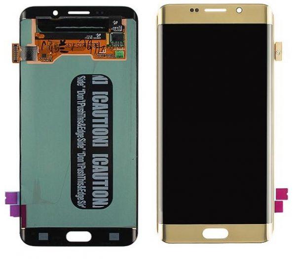 Réparation Samsung S6 Edge plus Ecran cassé Générique