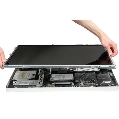 Remplacement ecran LCD ou vitre iMac