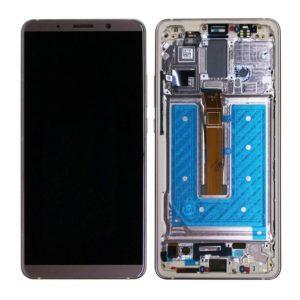 Huawei Mate 10 Pro ecran original cassé
