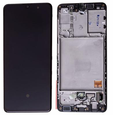 Réparation Samsung A41 ecran cassé