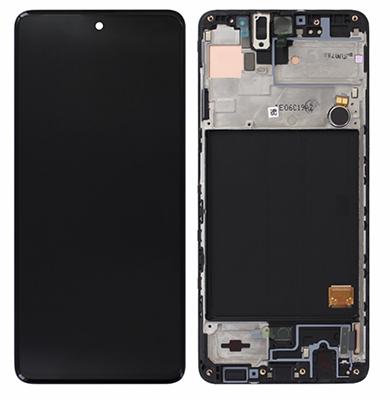 Réparation Samsung A51 ecran cassé